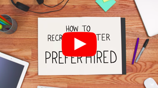 How to Recruit Smarter on Preferhired Animation Video